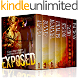 Exposed: A Christian Romantic Suspense Boxed Set Book Bundle Collection (English Edition)