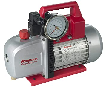 91cw0piNbUL._SX355_ amazon com robinair (15501) vacumaster economy vacuum pump 2 Robinair 15500 Parts Breakdown at n-0.co