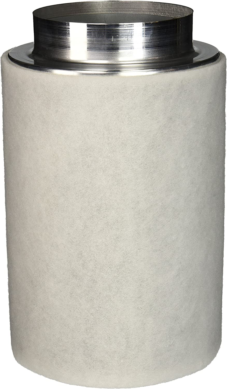 Phresh 701265 Filter, 6 in x 12 in   450 CFM, Silver