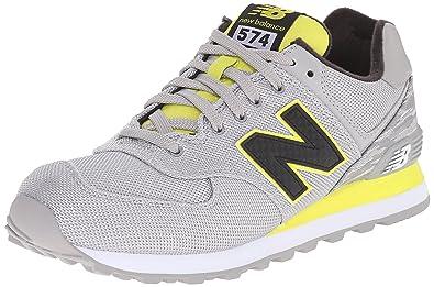 e077c99e6 Amazon.com | New Balance Men's ML574 Summer Waves Running Shoe ...