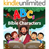 ABCs of Bible Characters (Baby Seminary)