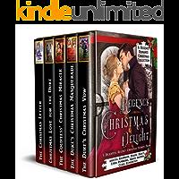 Regency Christmas Delight: A Regency Romance Christmas Collection: 5 Delightful Regency Christmas Stories (Regency…