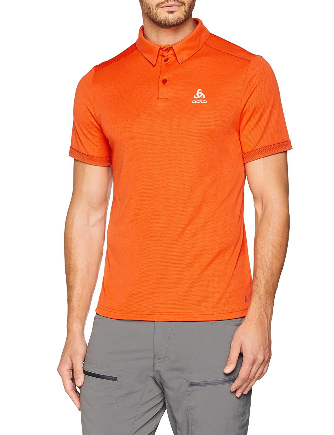 Odlo Polo S S Nikko F-Dry Light Shirt, für Herren