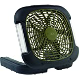 Amazon Price History for:O2COOL 10-inch Portable Camping Fan with Lights