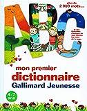 Mon premier dictionnaire Gallimard Jeunesse