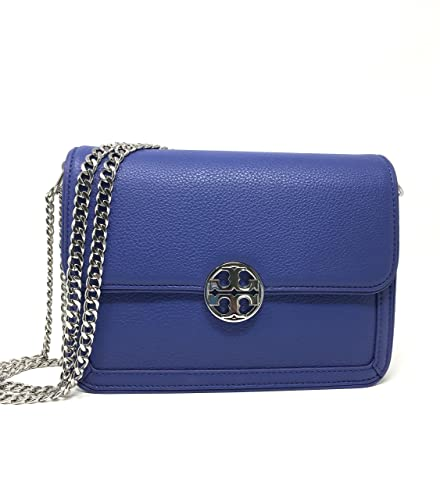 fb1ad27ca7b Tory Burch Duet Chain Convertible Shoulder Bag in Marlin Sliver   Amazon.co.uk  Shoes   Bags