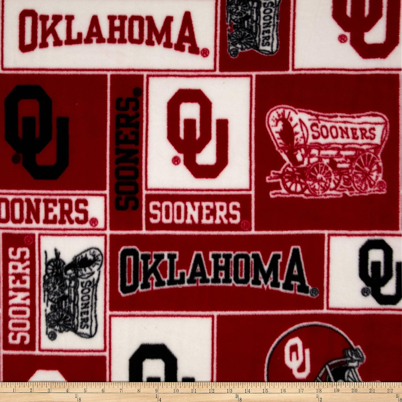Amazoncom College University Of Oklahoma Sooners 012 Print Fleece