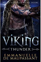 Viking Thunder: a steamy alpha warrior romance (Viking Warriors Book 1) Kindle Edition