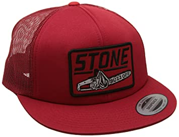70e82f3e ... coupon volcom buzz off chees trucker baseball cap hat snapback red cap  toffee one size c33c8