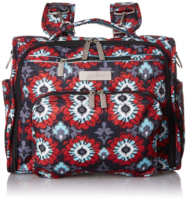 9434c3470561 JuJuBe B.F.F Multi-Functional Convertible Diaper Backpack Messenger Bag