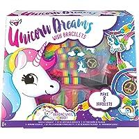 Juego de Pulseras de Unicornio de ángeles de Moda, diseño de sueños, Multicolor