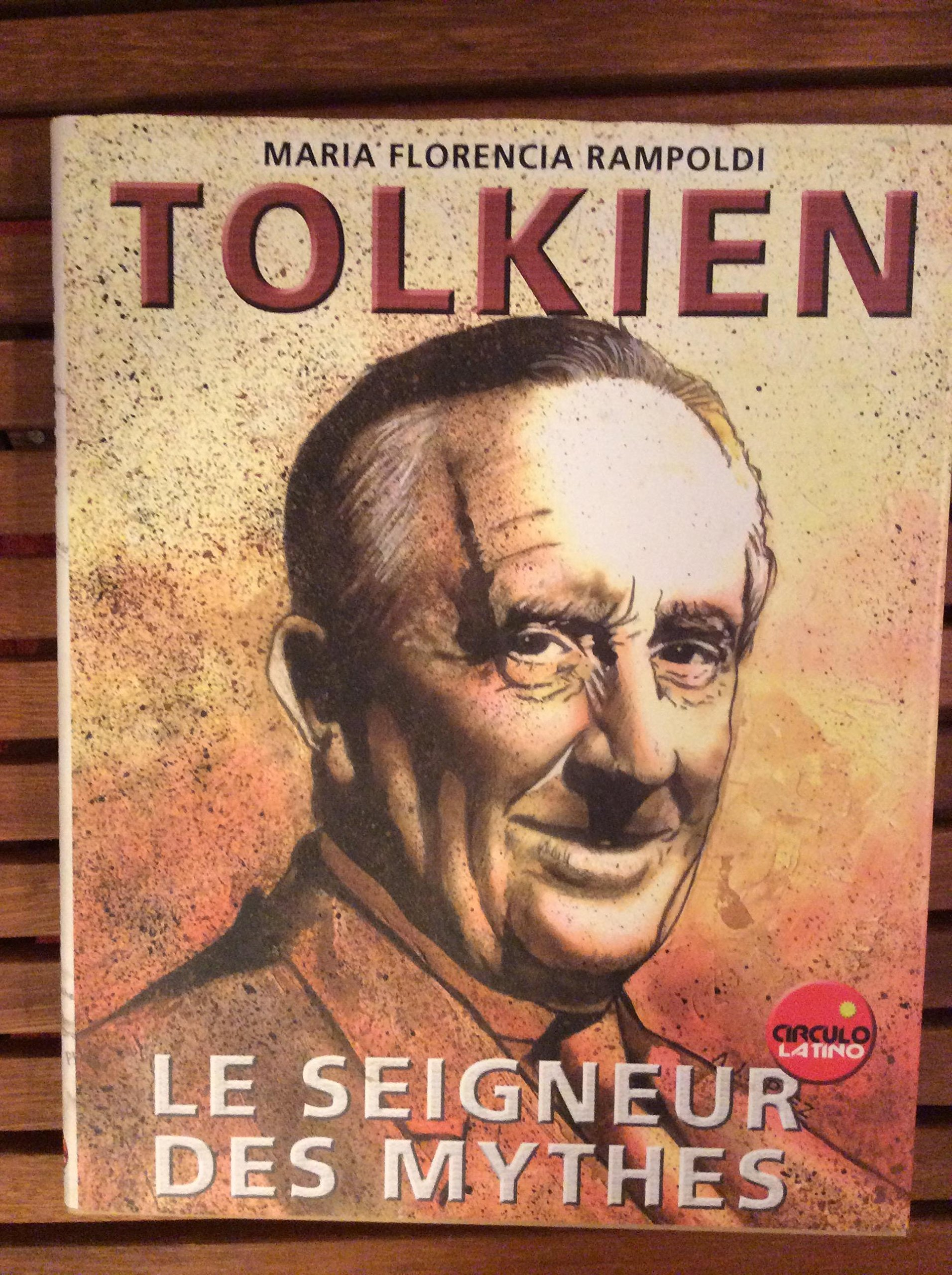 Tolkien, le seigneur des mythes (Univers alternatifs): Amazon.es: Maria-Florencia Rampoldi: Libros en idiomas extranjeros