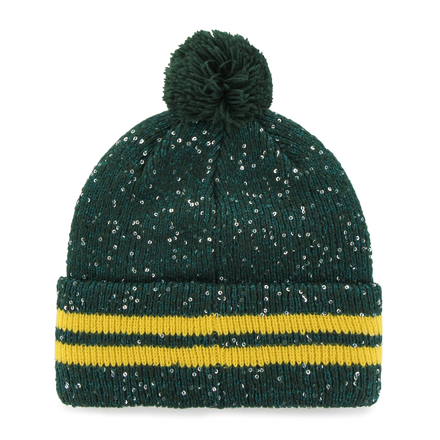 2df59e52e42 Amazon.com    47 NCAA Michigan Wolverines Women s Amelia Cuff Knit Beanie  with Pom