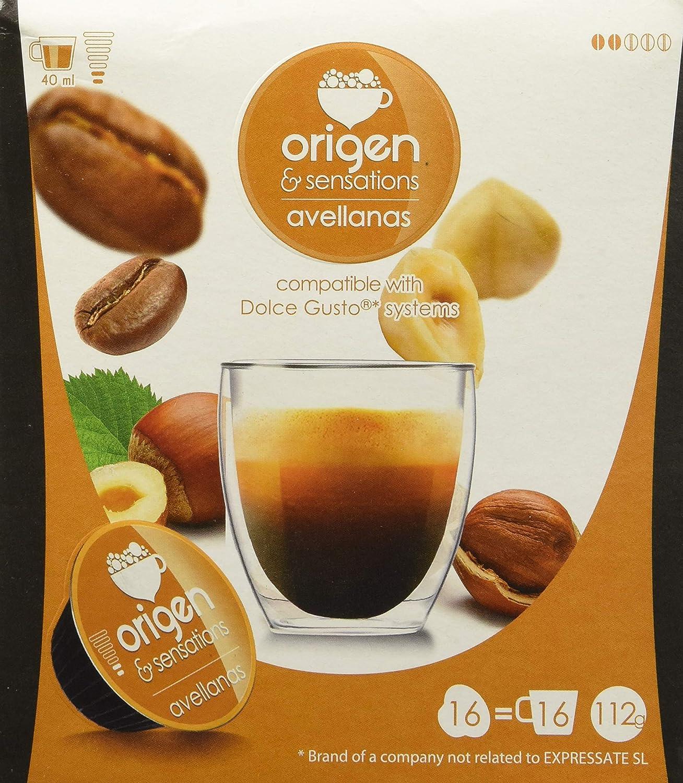Cápsulas compatibles con Dolce Gusto® Origen & Sensations - Café ...