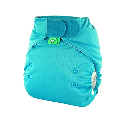 Amazon.com : Tots Bots Easy Fit Cloth Diaper One Size V4 (Hickory Dickory Dock) : Baby