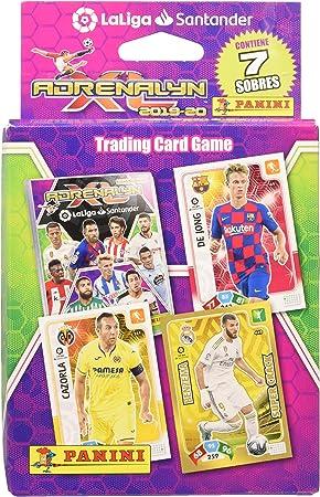 La Liga Santander- Adrenalyn Cartas (Panini 9788427871649): Amazon ...