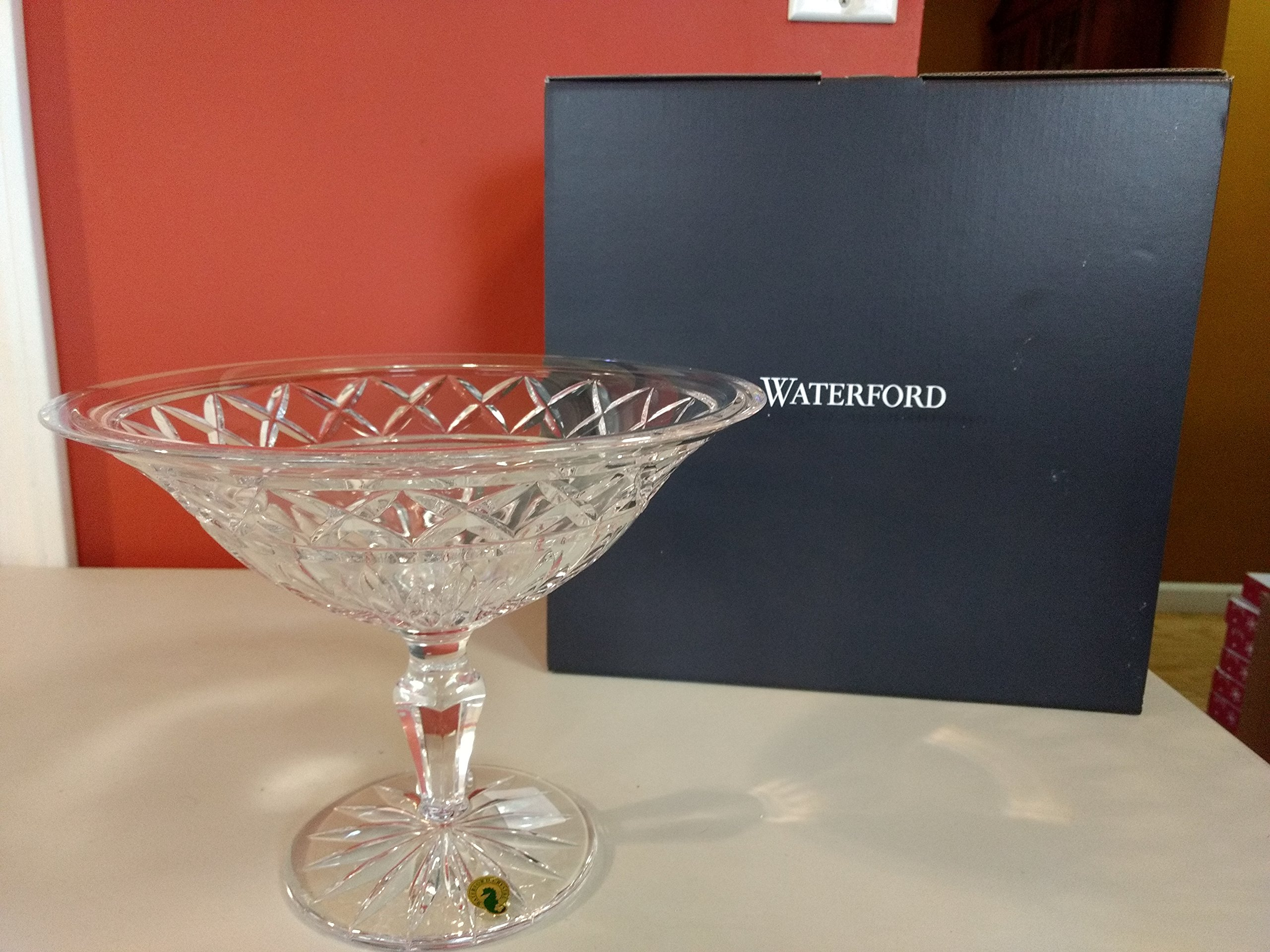 Waterford Heritage Footed Compote