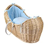 Clair de Lune Marshmallow Noah Pod (Natural Blue)