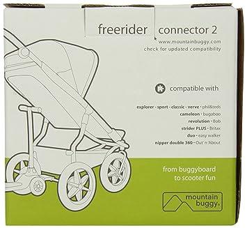 Amazon.com: Mountain Buggy Freerider Conector 2: Baby