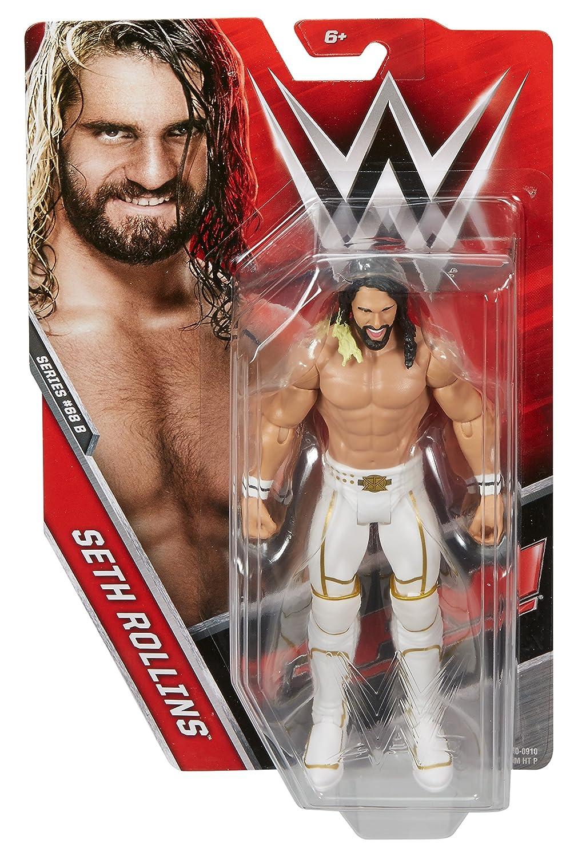 WWE Seth Rollins Action Figure Mattel FCH30