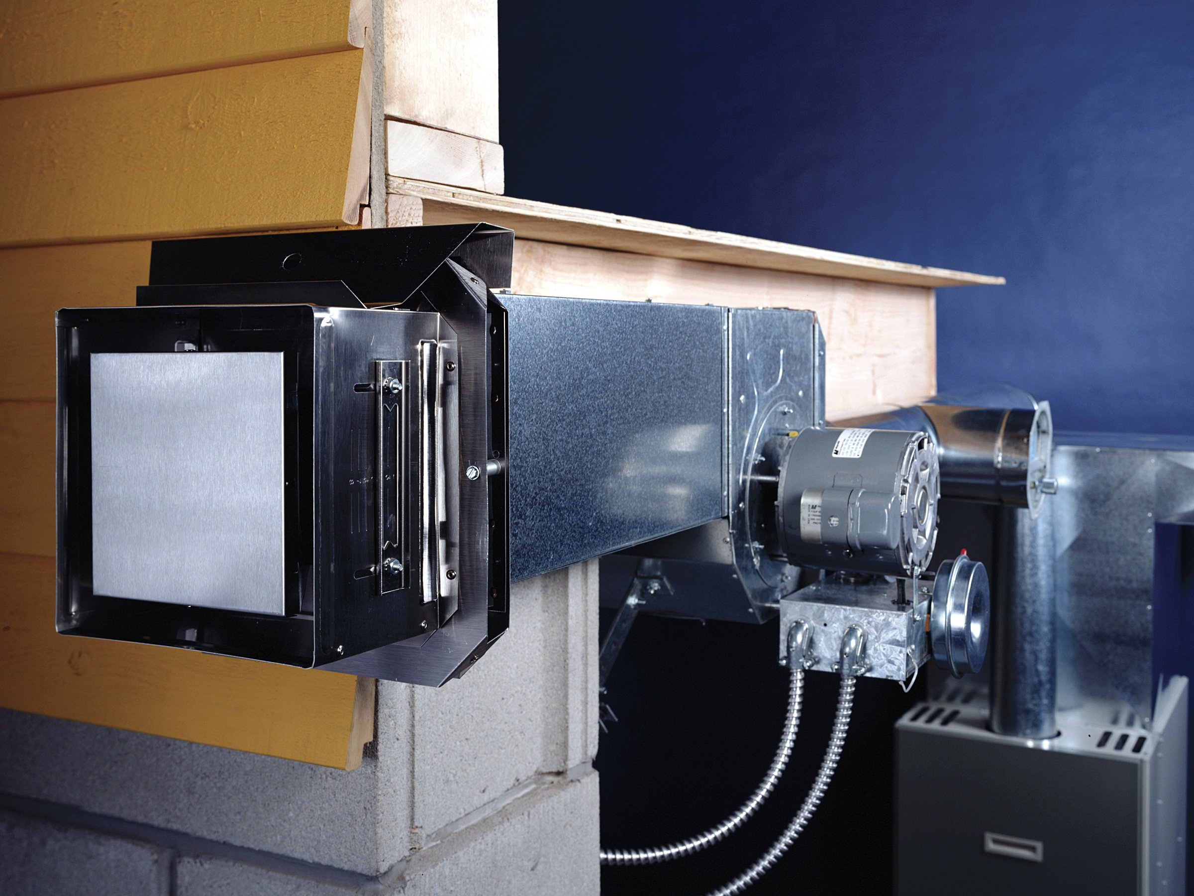 Tjernlund SS1 Oil Side Wall Vent System