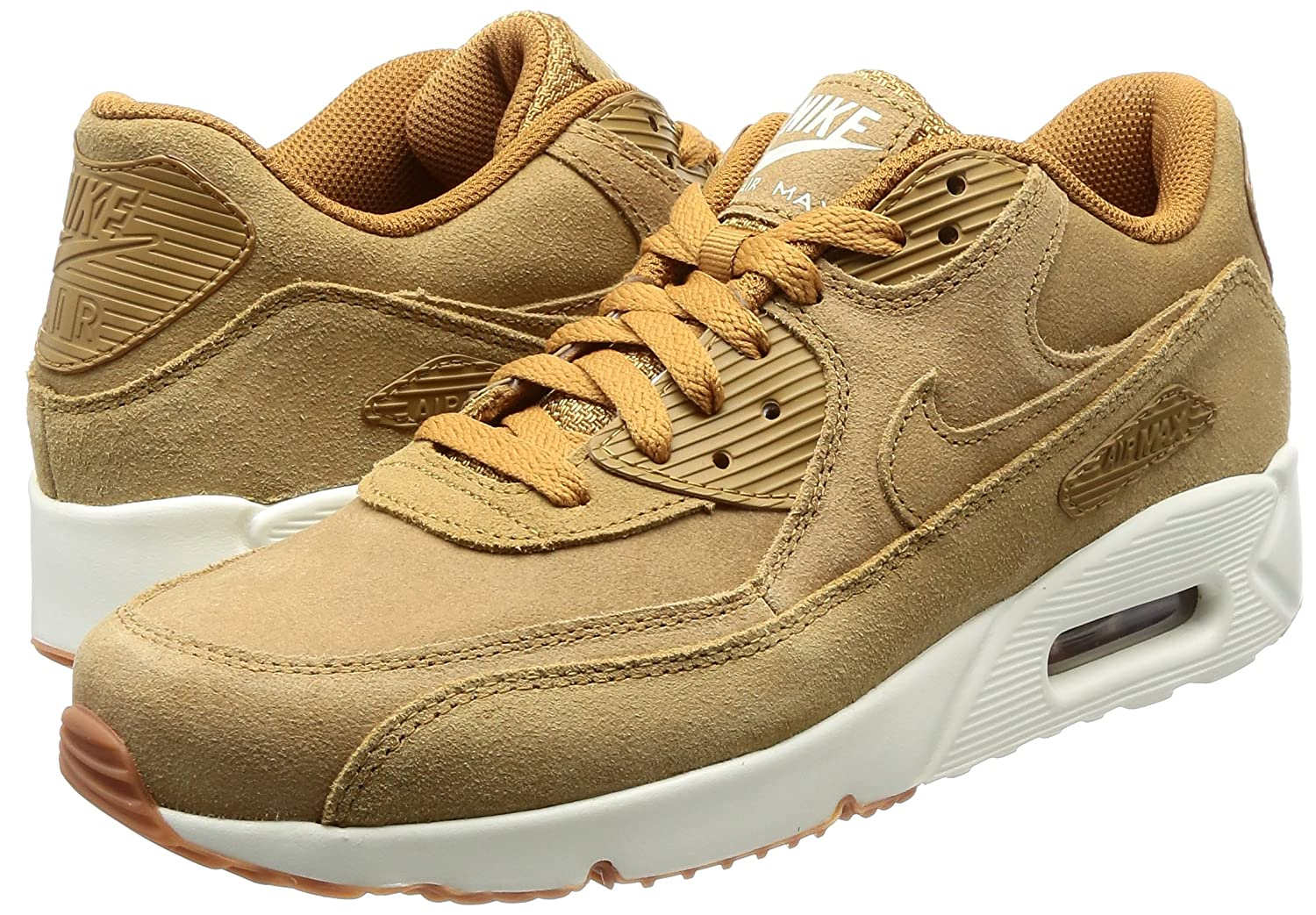 premium selection 7ff26 f5e90 Amazon.com   Nike Mens Air Max 90 Ultra 2.0 LTR Running Shoe (8.5)   Road  Running