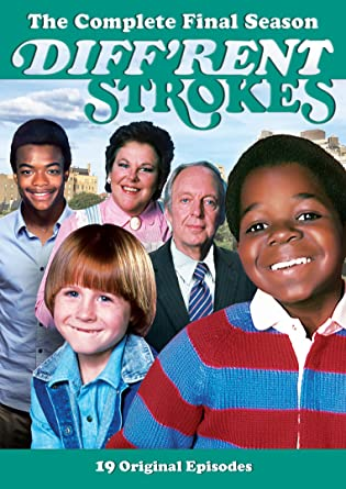 Diff'rent Strokes - The Final Season