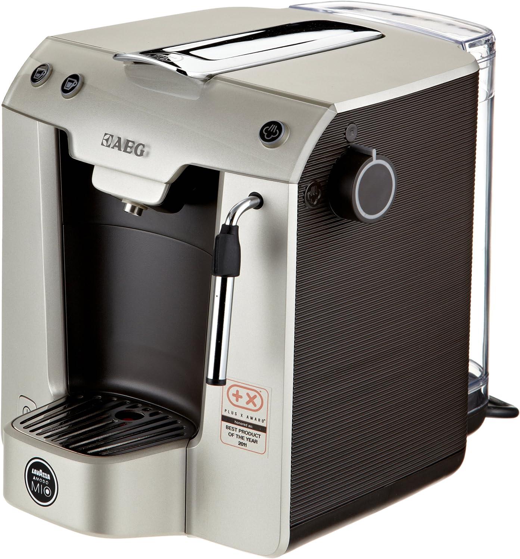 AEG Favola plus LM 5200 - Cafetera de monodosis con accesorio para ...