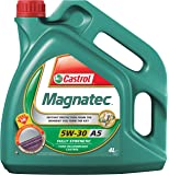 Castrol MAGNATEC Aceite de Motores 5W-30 A5 4L (Sello inglés)