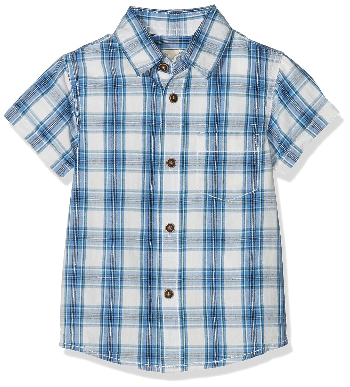 Zippy Baby-Jungen Hemd Blau (Riviera 17-4027 TC) 86 cm ZTB14_430_4
