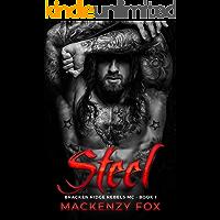 Steel: Bracken Ridge Rebels MC (Book 1) (Bracken Ridge Rebels M.C. Series)