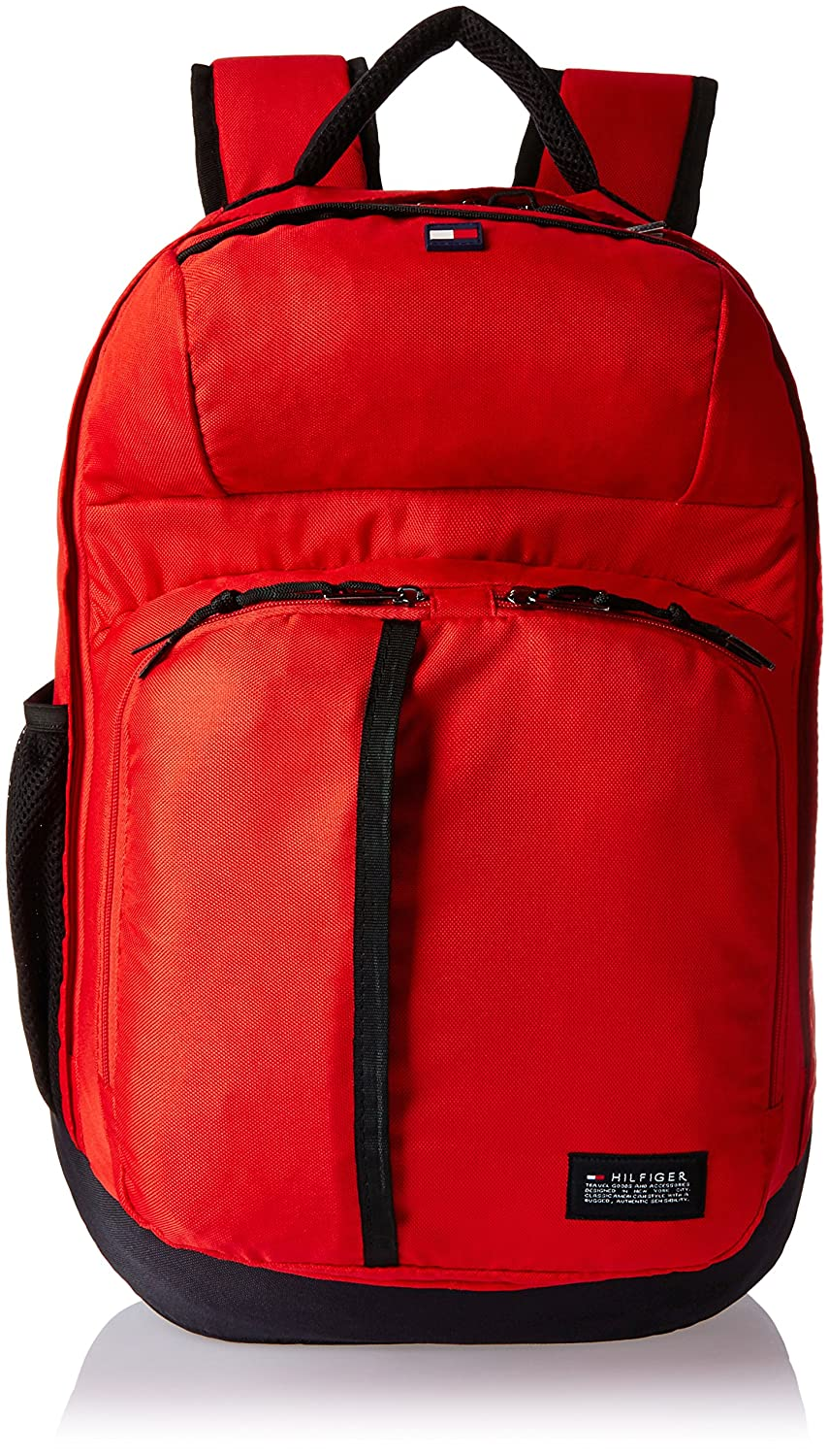 Tommy Hilfiger Red Casual Backpack (TH/STPPL04COR)