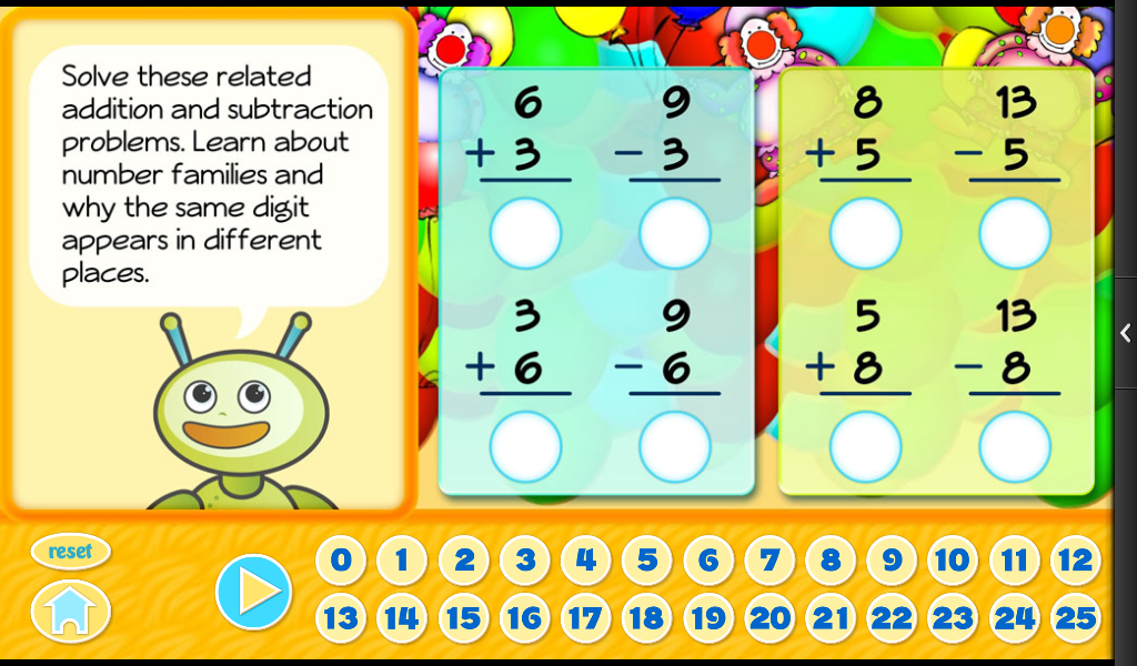 Game For 1st Graders Worksheets : Amazon math fun st grade addition subtraction hd