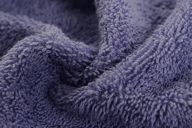 100/% naturel Coton Bio enfants Gant de toilette et ensemble de serviettes pour Todders//b/éb/é//nouveau-n/é Id/éal pour b/éb/é Voyage Kits de bain 30,5/x 30,5/cm B/éb/é Gants de Toilette en bambou