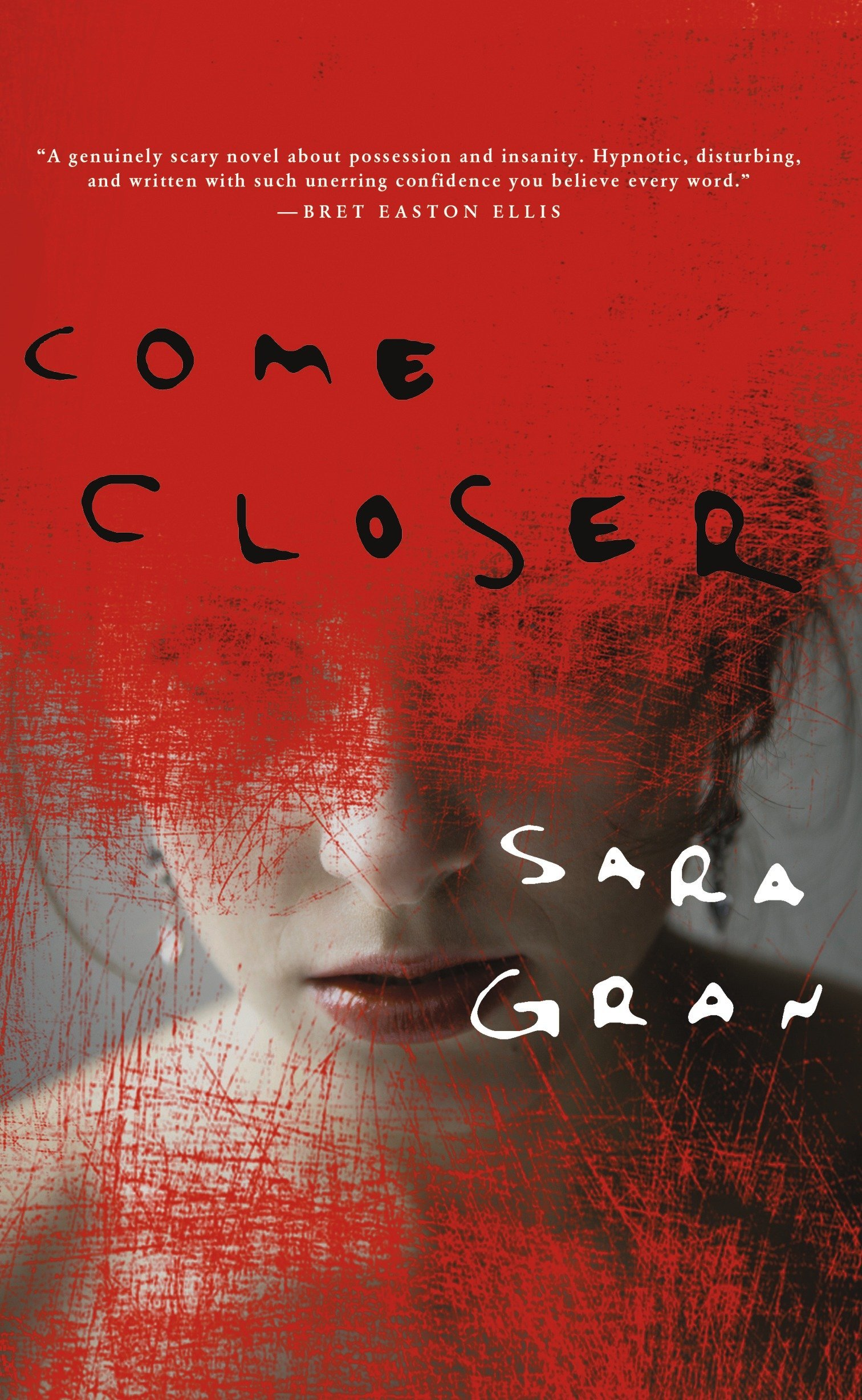 Image result for Come Closer sara gran