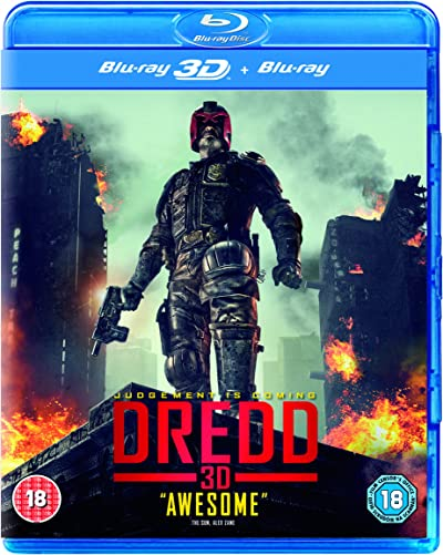 Dredd 2012 Dual Audio In Hindi 300MB 480p BluRay