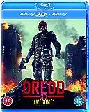 Dredd (EN) [Blu-ray 3D]+[Blu-ray] (Pas de version française)