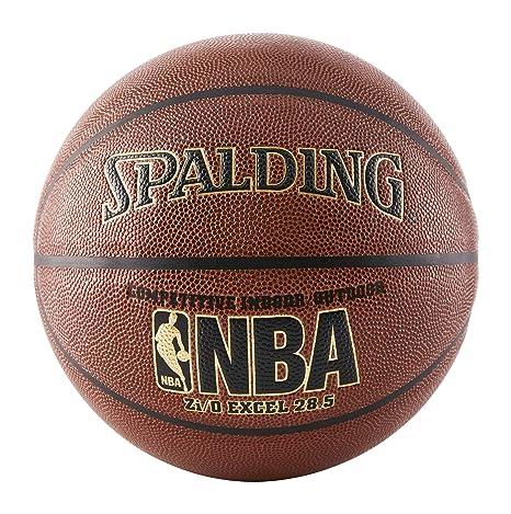 5053149e2a2 Amazon.com   Spalding NBA Zi O Excel Basketball - Intermediate Size ...