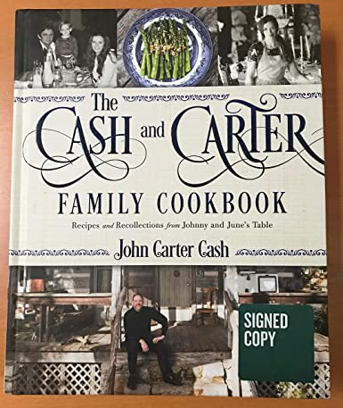 Image result for the cash and carter family cookbook