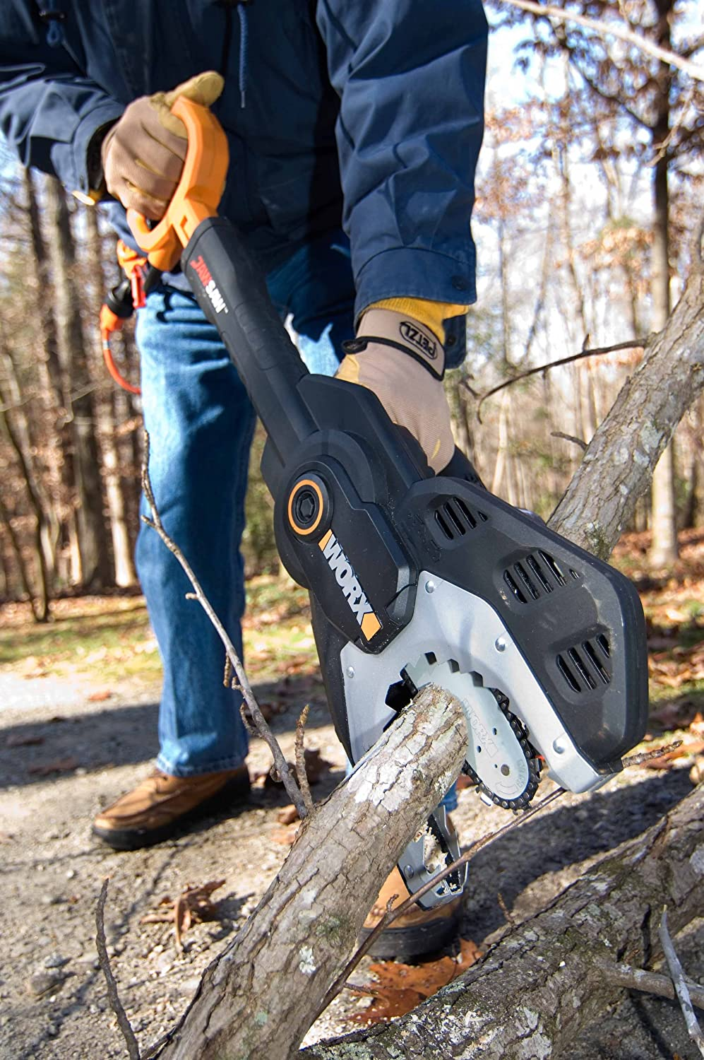 WORX WG307 Chainsaws product image 4