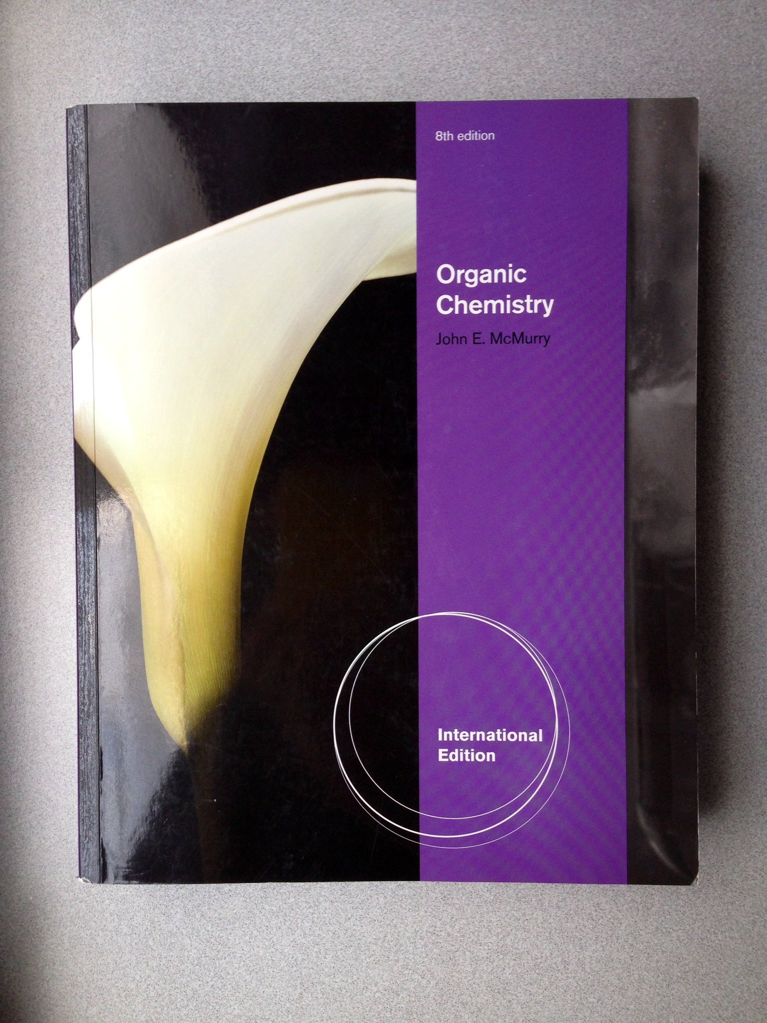 organic chemistry 8 e international edition paperback by john e