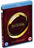 The Lord of the Rings: The Two Towers (Extended Edition) [Blu-ray] [2002]