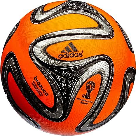 adidas Fußball Brazuca Winter - Balón de fútbol de competición ...