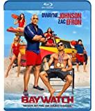 Baywatch  (BD + digital download) [Blu-ray] [2017]