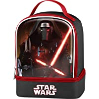 Thermos Star Wars Episode VII Dual Compartment Lunch Box Kit (Kylo Ren)