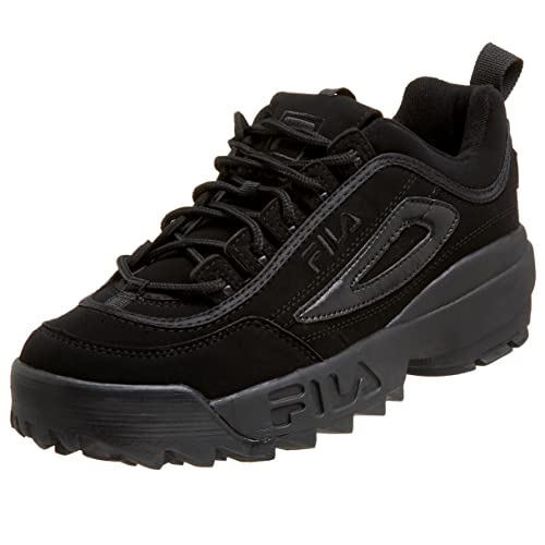 Fila Hombre Disruptor II Leather Entrenadores: Amazon.es: Zapatos y complementos