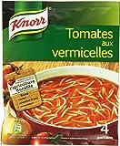 Knorr Soupe Tomates Aux Vermicelles 67g Pour 4 Personnes