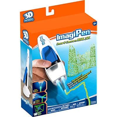 Tech 4 Kids 3D Magic Imagi Pen: Toys & Games