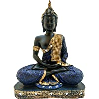 Global Grabbers Sitting Buddha Idol Statue Showpiece