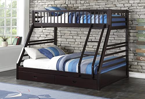 Acme Furniture XL Twin/Queen Bunk Bed